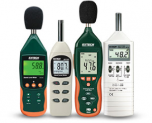 sound meter in SA
